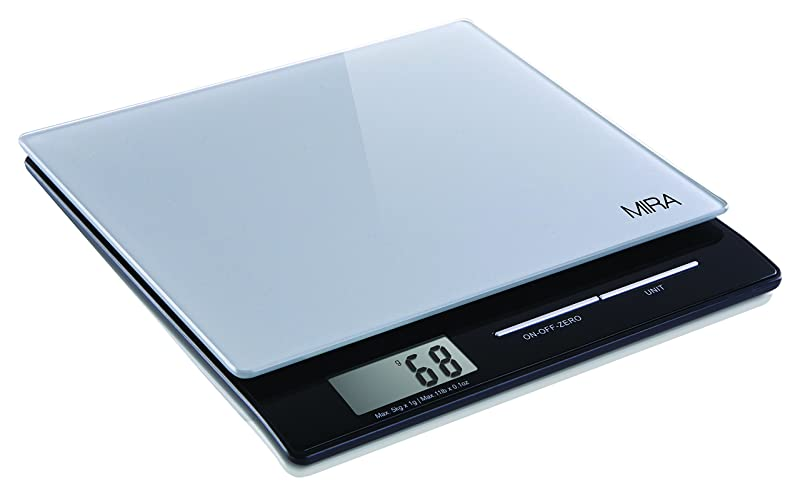 MIRA Digital Kitchen Scale Review