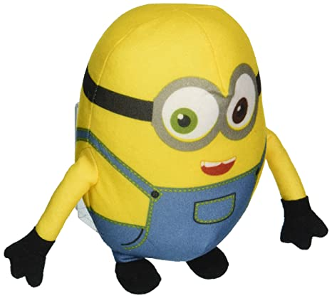 Despicable Me U0026quot;The Minionsu0026quot; 2015 Official Movie Minion Bob Plush  Toy