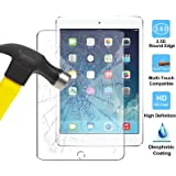 Visibee - Premium HD Tempered Glass Screen Protector for New Apple iPad Mini / Mini 2 / Mini 3