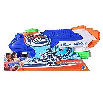 Pistolet Eau Nerf A Soaker Super Floodinator yO0nwmvN8P