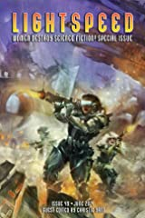 Lightspeed Magazine, June 2014: Women Destroy Science Fiction! Special Issue Kindle Edition
