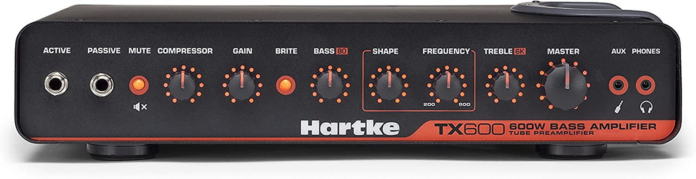HARTKE TX600 T/ête dAmplificateur pour Basse