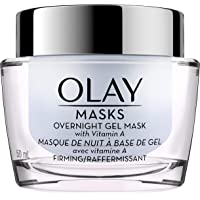 Olay Face Mask Gel 1.7-oz. Jar with Vitamin A and Hyaluronic Acid
