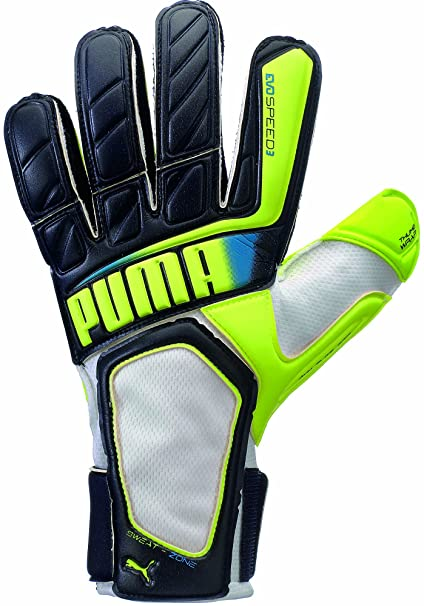 Amazon.com   Puma Evospeed 3.2 Soccer Goalie Glove 33cad7607ad0
