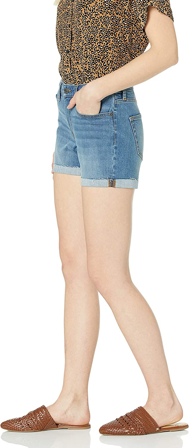 Goodthreads Denim Turn-Cuff Short Donna