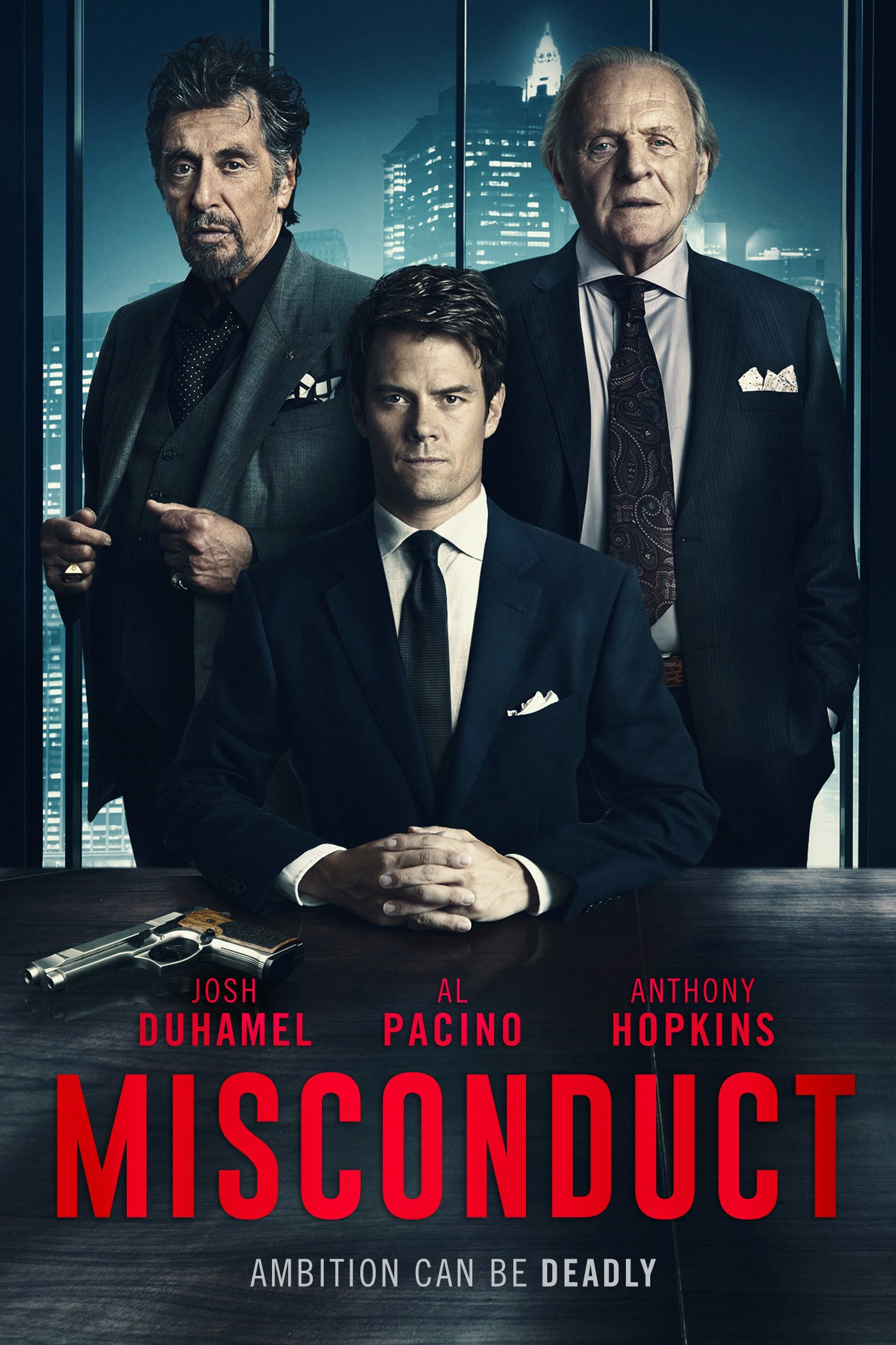 Watch Misconduct | Prime Video