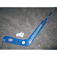 $545 » CAREY PRICE Montreal Canadiens Autographed SIGNED Goalie Stick w/BAS COA Hart - Autographed NHL Sticks