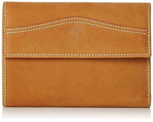 7299413d0a Timberland TB0M3032, Portafoglio Donna, Beige (Tan), 1x11x15 cm (W x H x  L): Amazon.it: Scarpe e borse