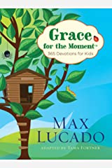 Grace for the Moment: 365 Devotions for Kids Kindle Edition
