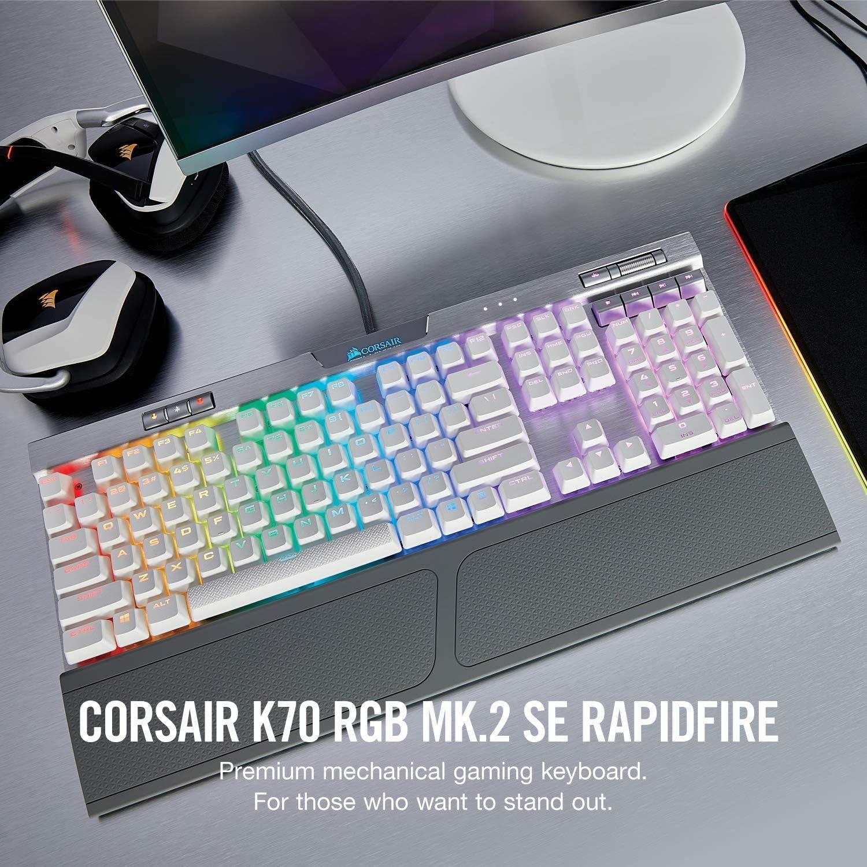 Corsair K70 RGB MK.2 Edición Especial mecánica de Juego de ...