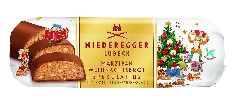 Niederegger Marzipan Weihnachtsbrot \