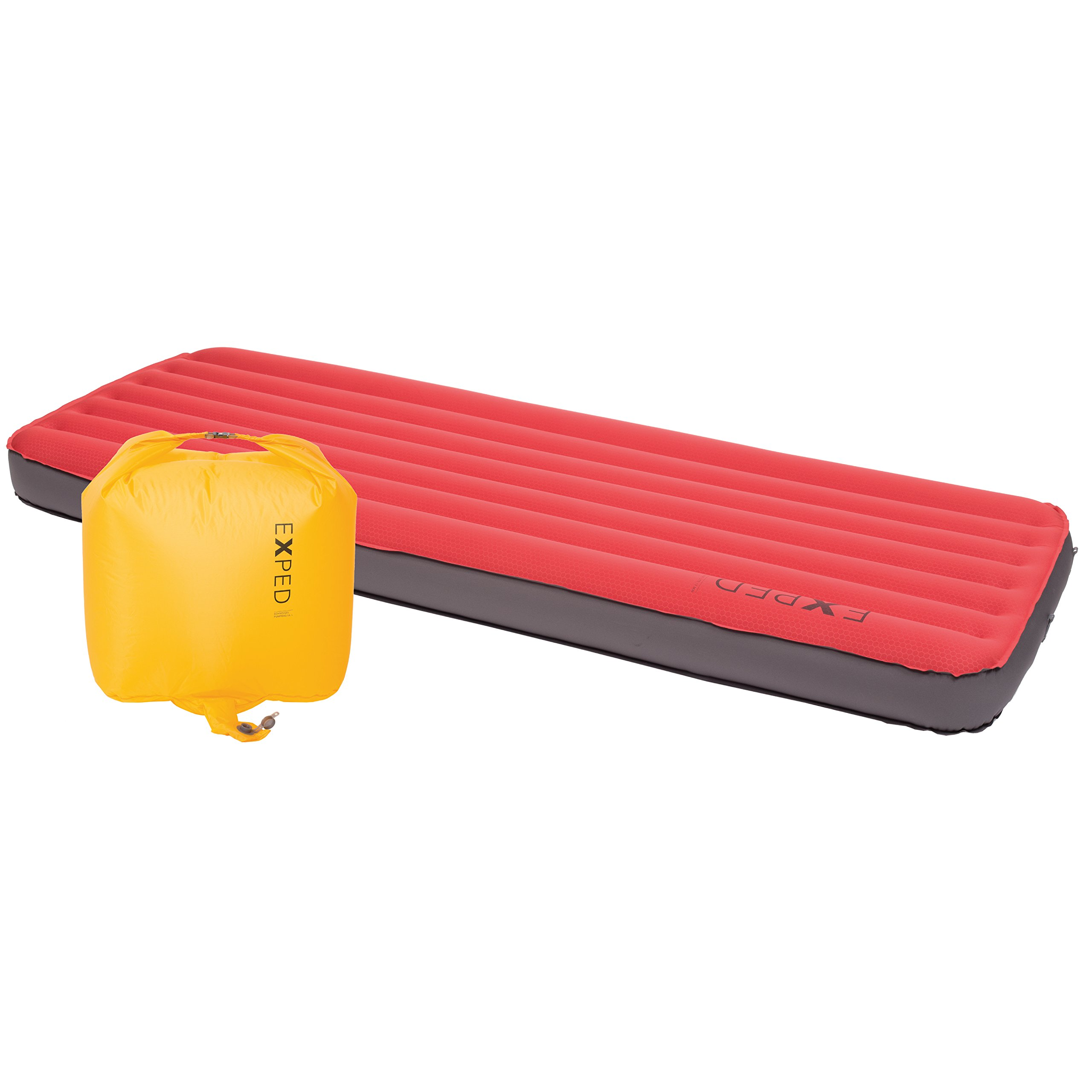 Exped MegaMat Lite 12 Sleeping Pad, Ruby Red, Medium Wide by Exped