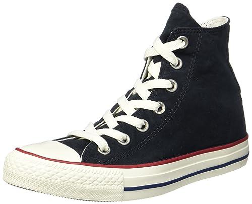 Converse CTAS Hi Black/Garnet/White, Zapatillas Altas Unisex Adulto: Amazon.es: Zapatos y complementos