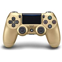 Dualshock 4 Wireless PS4 Controller: Gold for Sony Playstation 4