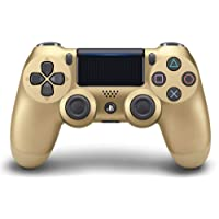 Controle Dualshock 4: Gold - Ps4