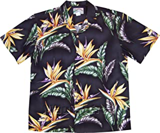 product image for Bird of Paradise #2 Men's Hawaiian Aloha Rayon Shirt