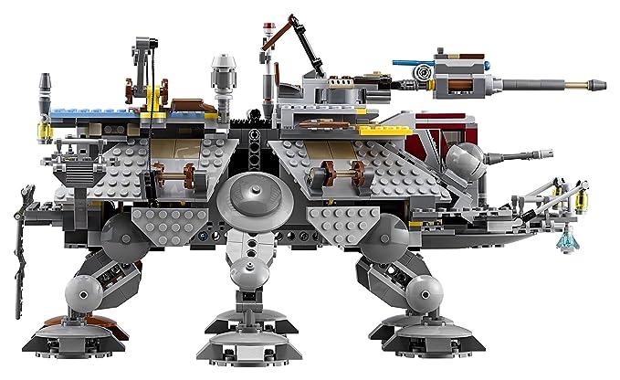 LEGO Star Wars Captain Rexs AT-TE 75157 by LEGO: Amazon.es: Juguetes y juegos