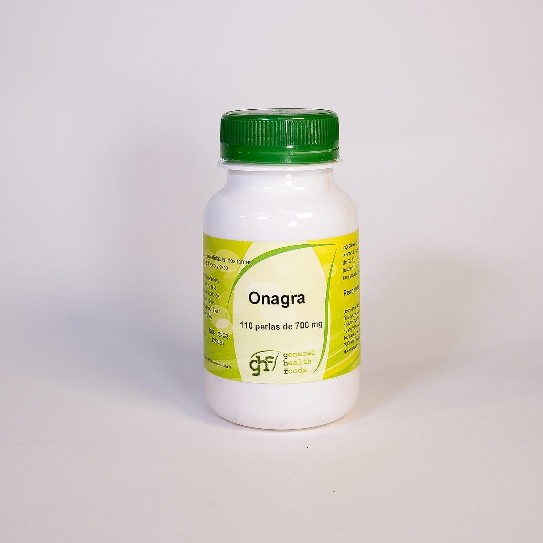 Ghf Onagra, 110 perlas de 700 mg: Amazon.es: Salud y cuidado personal