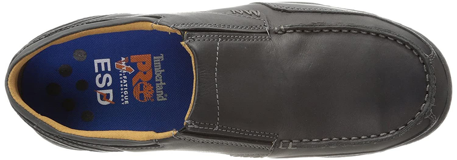 Timberland PRO Men's Branston Alloy Moc Toe Electro Static Dissipative Industrial Shoe
