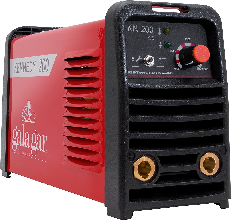 Gala gar kennedy-200 - Equipo soldar/ado para grupo electrogeno