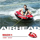 Airhead MACH 1, 1 Rider Towable Tube