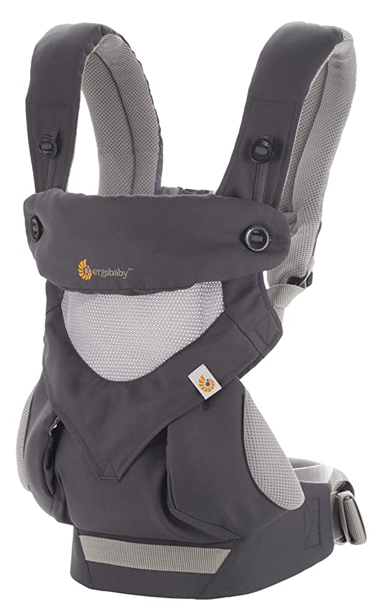 ERGObaby 360 All-Position Baby Carrier (12-45 lbs.)