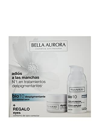 BELLA AURORA Depigmenting Pack normal-dry skins Bio10 + Eyes