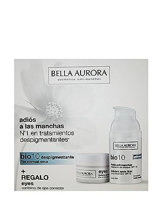 BELLA AURORA Depigmenting Pack normal-dry skins Bio10 + Eyes