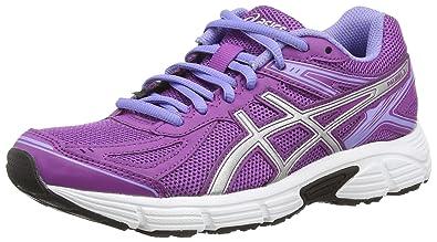 Asics Patriot 7, Chaussures de Running Entrainement Femme - Violet  (Grape/Silver/