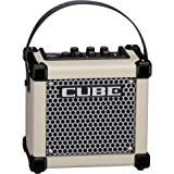 Roland M-CUBE-GXW Micro Cube GX 3W 1x5 Battery Powered Guitar Combo Amp White