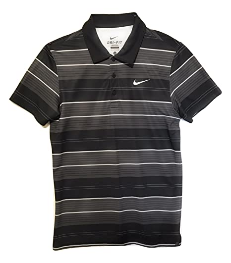 a2b297cb Image Unavailable. Image not available for. Color: Nike Mens Dri Fit Tennis  Polo ...