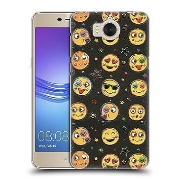 huawei y6 2017 coque emoji