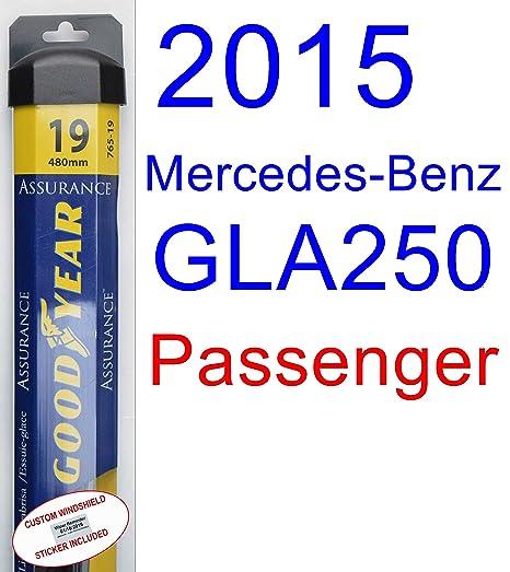 Amazon.com: 2015 Mercedes-Benz gla250 – Conjunto ...