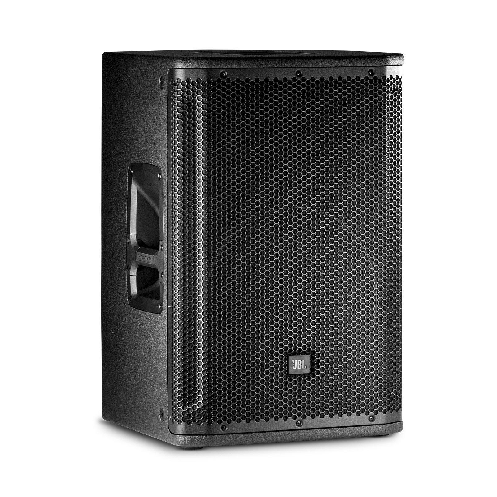 JBL SRX812P Portable 12'' 2-Way Bass Reflex Self-Powered System Speaker by JBL Professional