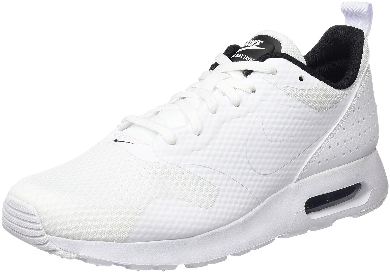 Nike Herren Mens Air Max Tavas Shoe Laufschuhe  47 EU|Mehrfarbig (White/White/Black)