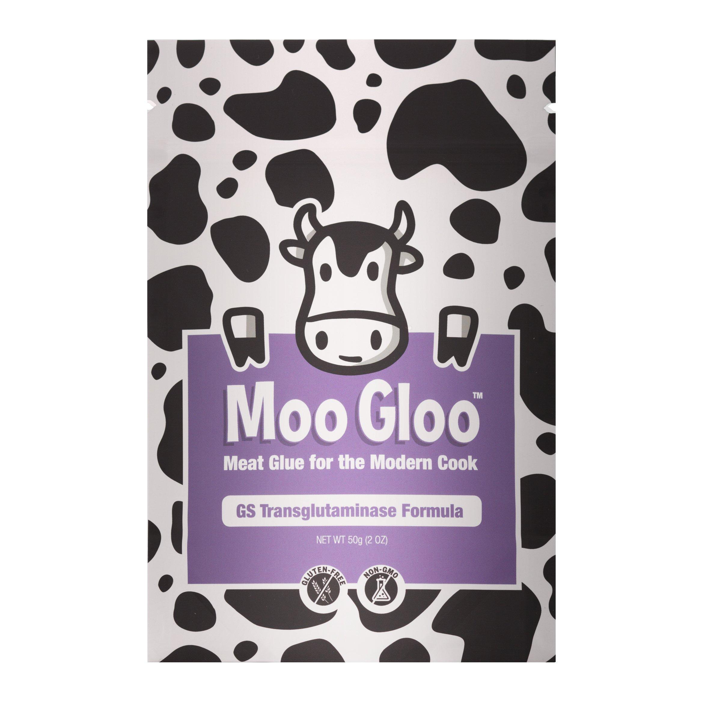 Moo Gloo Value Pack - Transglutaminase - Meat Glue - 150g/6oz. (Bundle with 3 items) by Moo Gloo (Image #3)