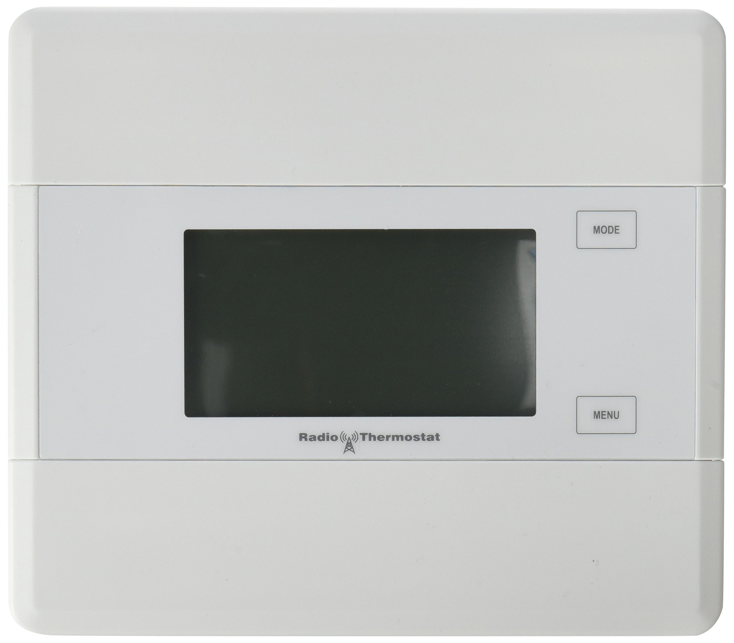 Radio Thermostat Company of America CT101 Communicating Touch Screen Thermostat, Works with Alexa