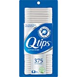 Q-tips Cotton Swabs, Original, 375 Count (Pack of 1)