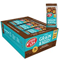 12-Pack Enjoy Life Grain & Seed Bars 1.76 Ounce Deals