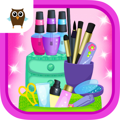 Monster Sisters 2 Home Spa - Spooky Sweet Rock Star Makeover (Free Monster High Dolls)