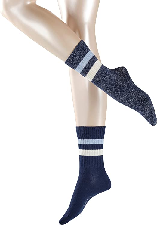 Esprit Tennis Stripe Calcetines (Pack de 2) para Mujer: Amazon.es ...