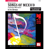 Songs of Mexico book cover
