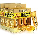 Pantene Repara Y Protege, 9 Ampollas Cabello Mujer, Como Vitaminas Para El Cabello, Tratamiento Hidratante Cabello…