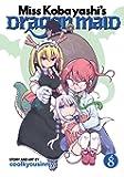 Miss Kobayashis Dragon Maid Vol 8