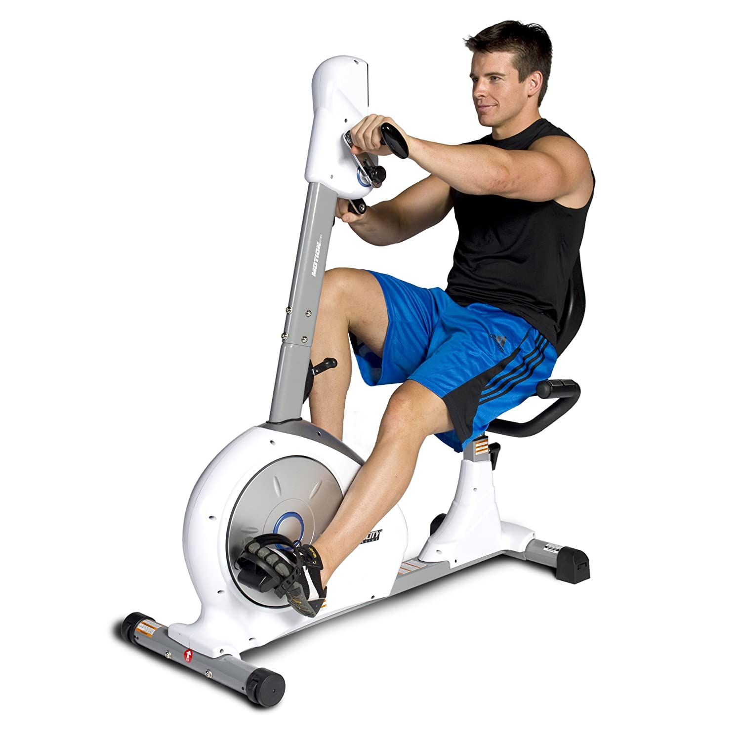 Amazon.com  Velocity Exercise Dual Motion Recumbent Bike  Sports u0026 Outdoors  sc 1 st  Amazon.com & Amazon.com : Velocity Exercise Dual Motion Recumbent Bike : Sports ... islam-shia.org