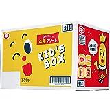 亀田製菓 亀田のおせんべい 4種アソート キッズボックス