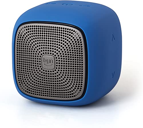 Edifier MP200 Portable Bluetooth Speaker – IP54 Water Dust Proof with microSD Card for Hiking Camping Outdoors – Blue