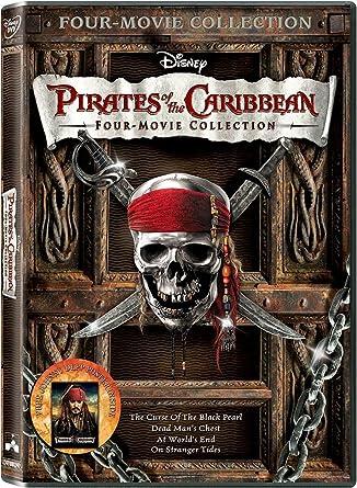 Fracka pirater lockar med dvd film hemma 3