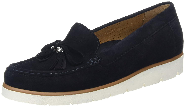Gabor Shoes Fashion, Mocassins Femme 40 EU|Bleu (Pazifik 16) 16) 16) 938c4c