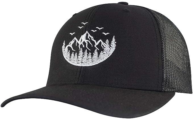 c90266dac Horn Gear Trucker Hat - Outdoor Hat Series - Mountain Hat Edition